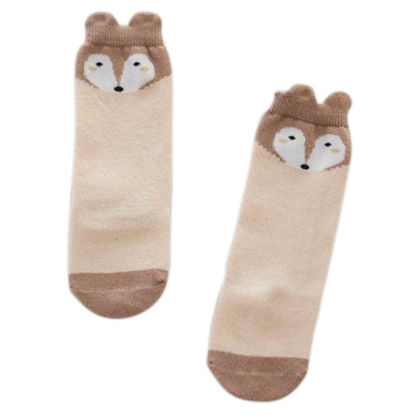 Baby Kids Toddlers Girl Boy Knee High Socks Tights Leg Warmer Stockings For 0-4Y