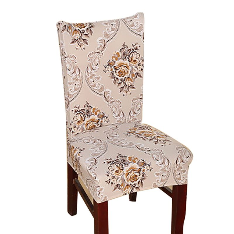 dining room wedding banquet elastic chair cover seat slipcover new