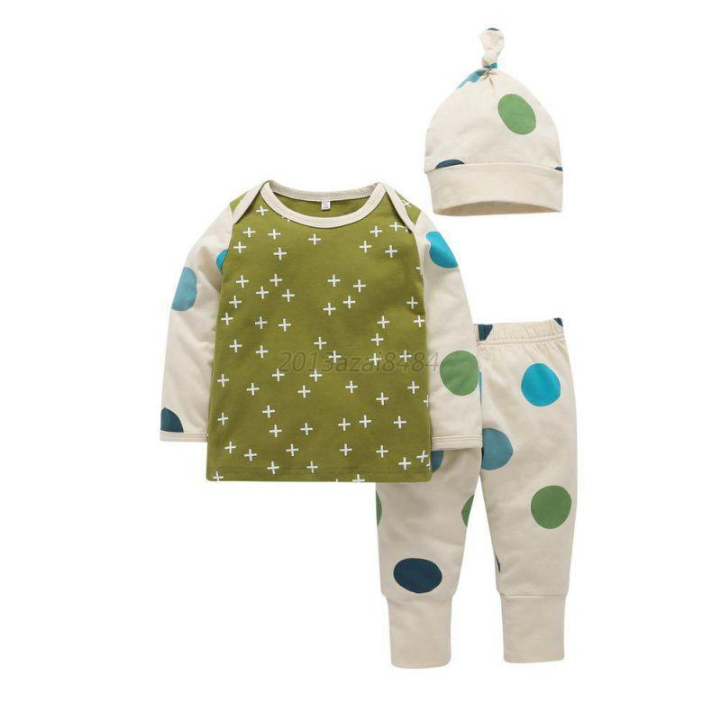 Newborn-Infant-Baby-Tops-Shirt-Pullove-Pants-Hat-Kids-Cotton-Outfits-Winter-0-2Y