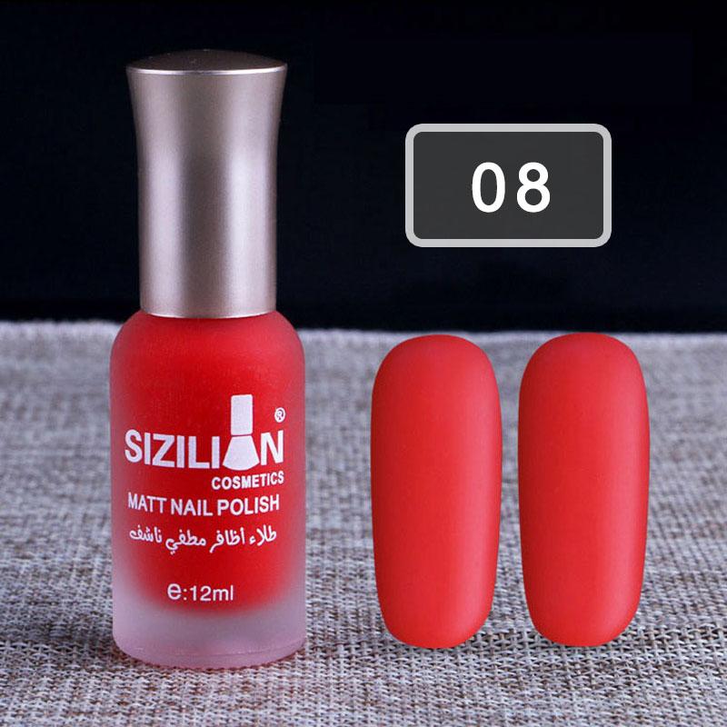 Candy Color Nail Polish