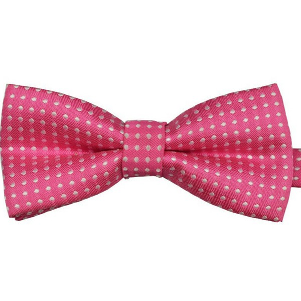 Boys' bow ties help your little guy look extra fancy for any occasion, whether he's attending a wedding, formal party, or dinner. Many ties for younger children are pre-tied for ease of wear, but there are also traditional ones that allow you to teach your little one how to tie a bow tie.