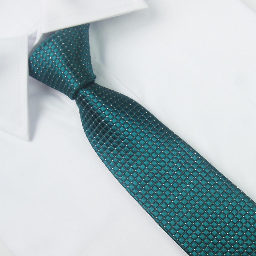 mode kleine plaid bindung der m nner jacquardgewebten m nner silktie krawatte ebay. Black Bedroom Furniture Sets. Home Design Ideas