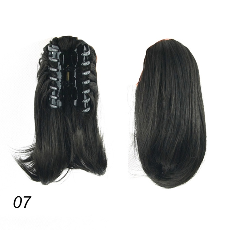 Fake Clip On Hair Extensions 24