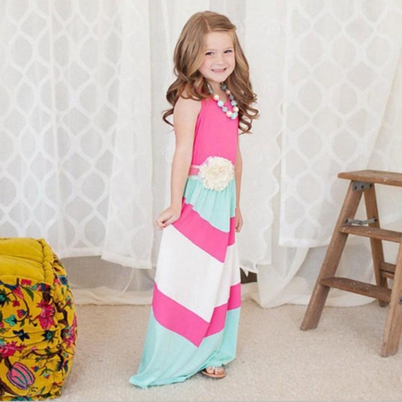 Girls Maxi Dress