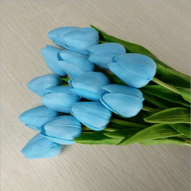 Fake artificial silk rose heads flower buds bouquet home for Fake flowers for crafts