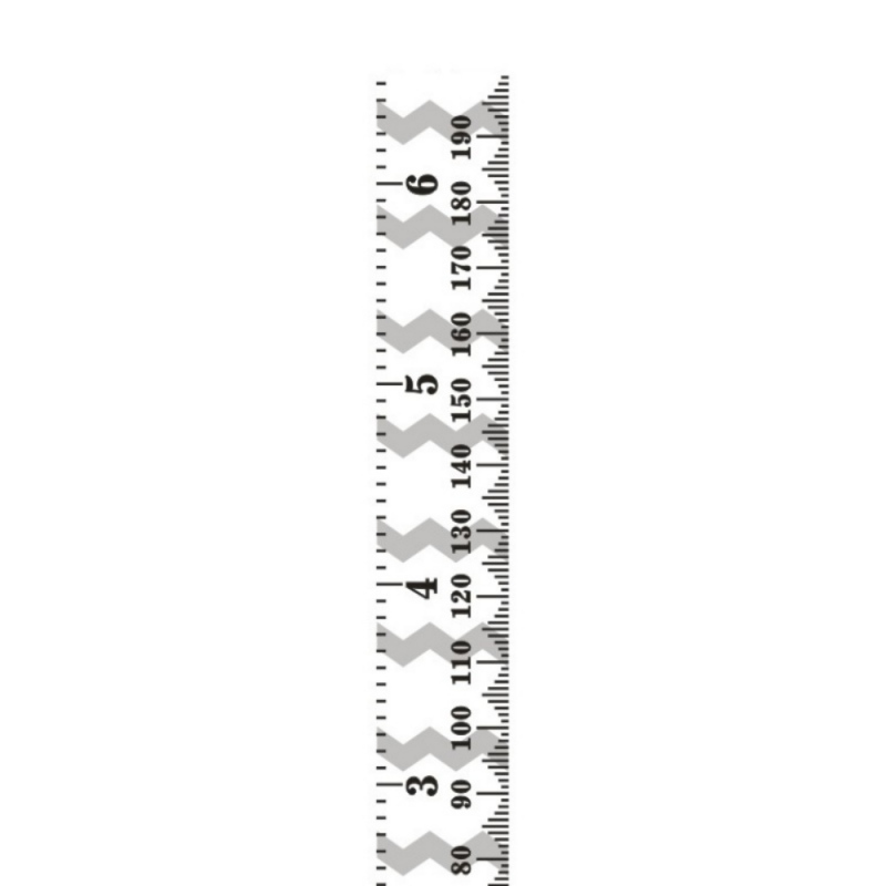 Usa Children Kid Growth Chart Wall Hanging Height Measure Ruler