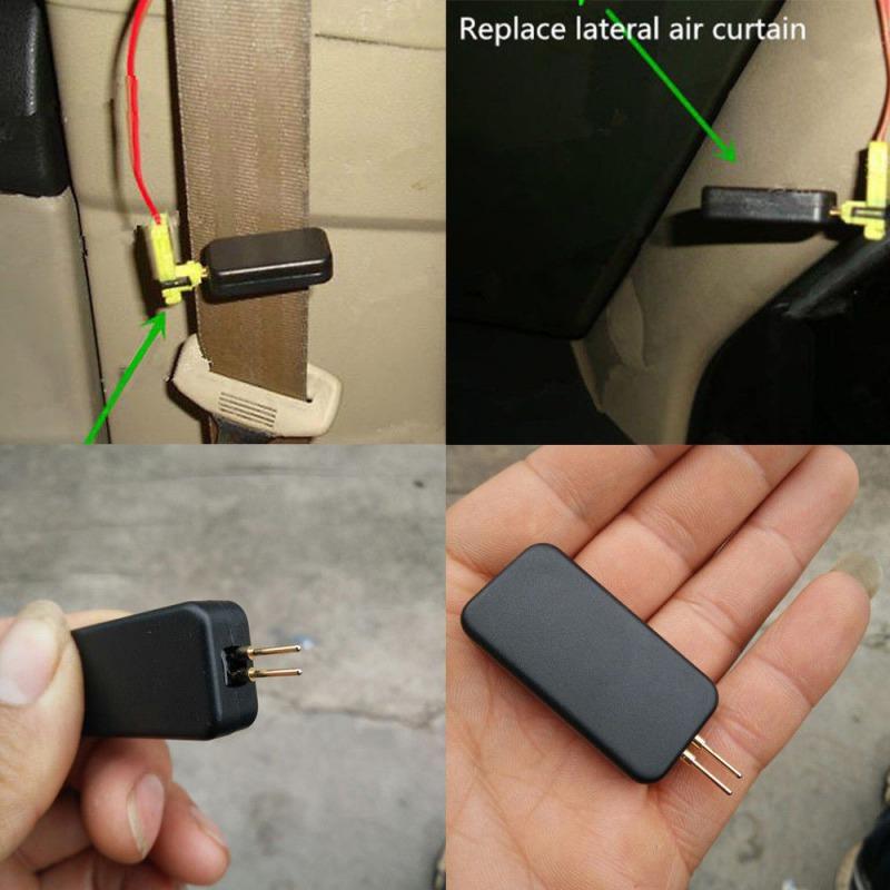 voiture-SRS-Anomalie-Diagnostic-Airbag-Simulateur-Emulateur-Resistance-Bypass-FR miniature 8