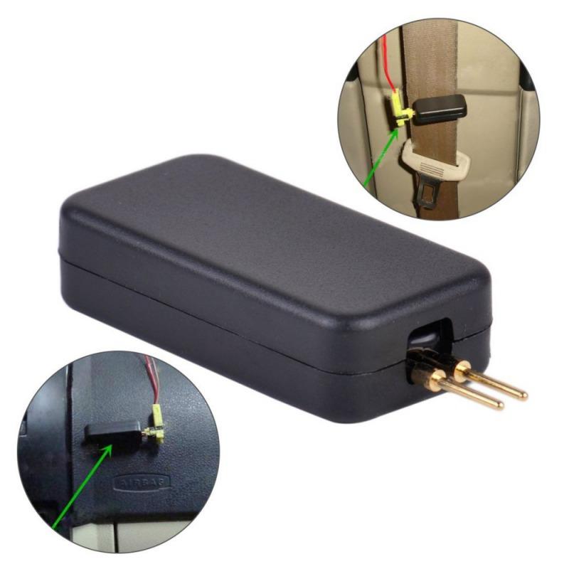 voiture-SRS-Anomalie-Diagnostic-Airbag-Simulateur-Emulateur-Resistance-Bypass-FR miniature 7