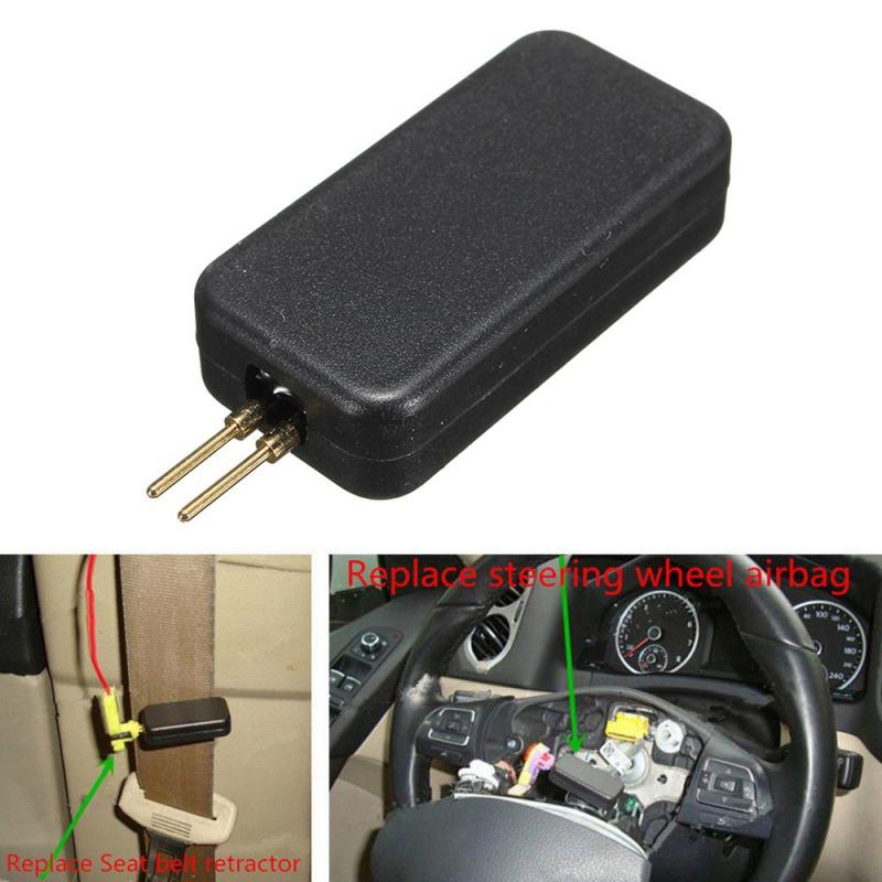 voiture-SRS-Anomalie-Diagnostic-Airbag-Simulateur-Emulateur-Resistance-Bypass-FR miniature 2