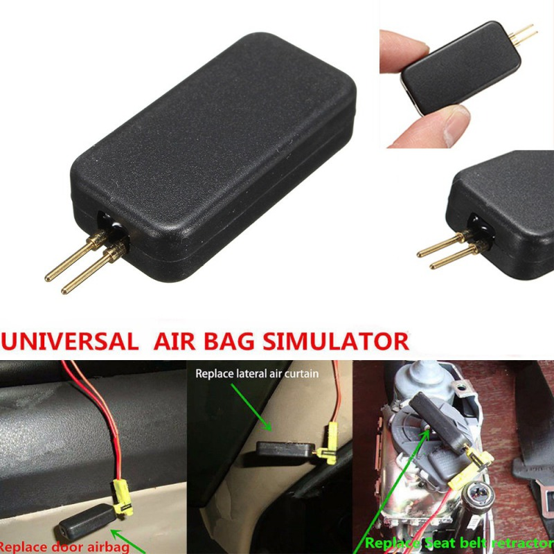voiture-SRS-Anomalie-Diagnostic-Airbag-Simulateur-Emulateur-Resistance-Bypass-FR