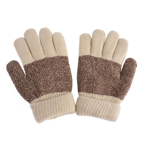 Baby Boys Girl Warm Gloves Kids Winter Mittens Full Finger ...