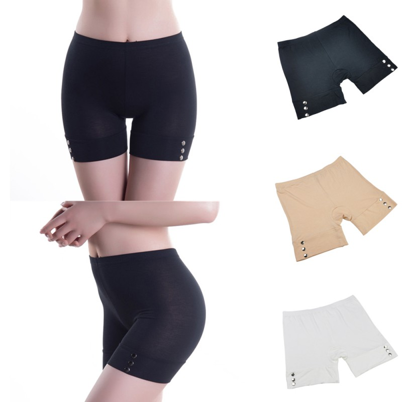 8161aae67 Women Lady Legging Tiered Skirt Short Skirt Under Safety Pants Underwear  shorts 5 5 of 11 ...