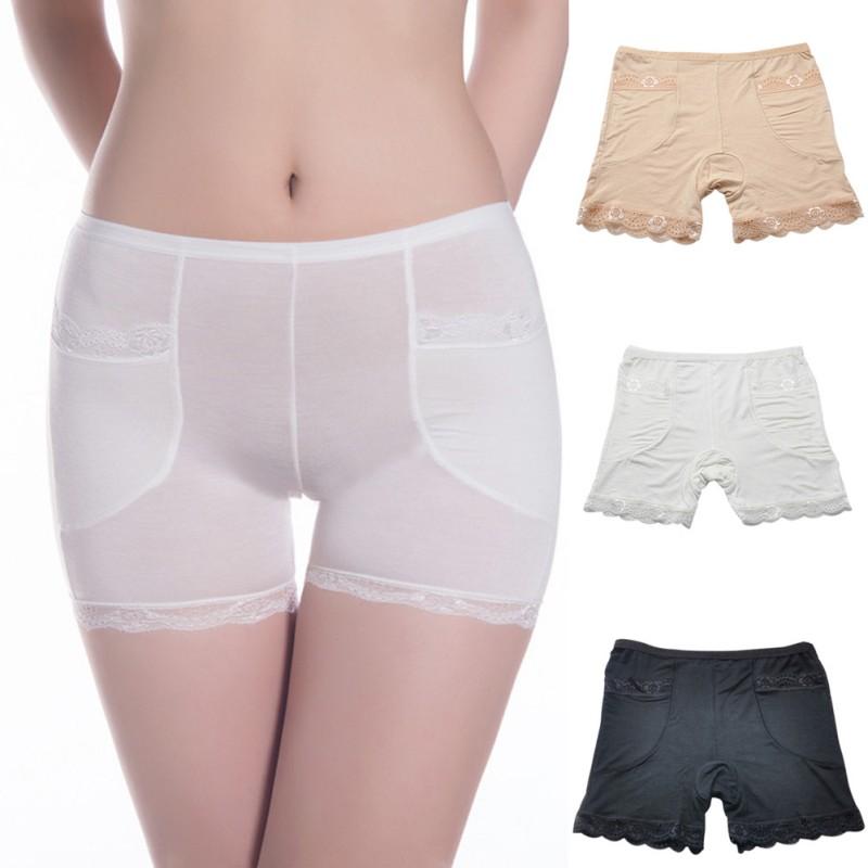Women Short Legging Tiered Skirt Short Skirt Under Safety