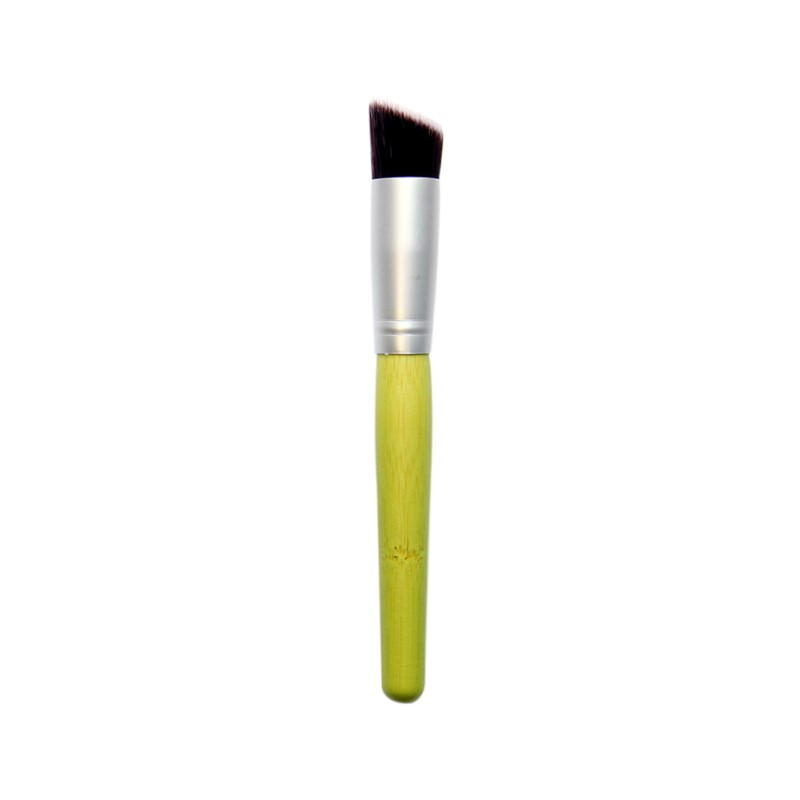 Base-Liquid-Brush-Makeup-Tools-Chic-Cosmetic-Powder-Foundation-Beveled-Brushes