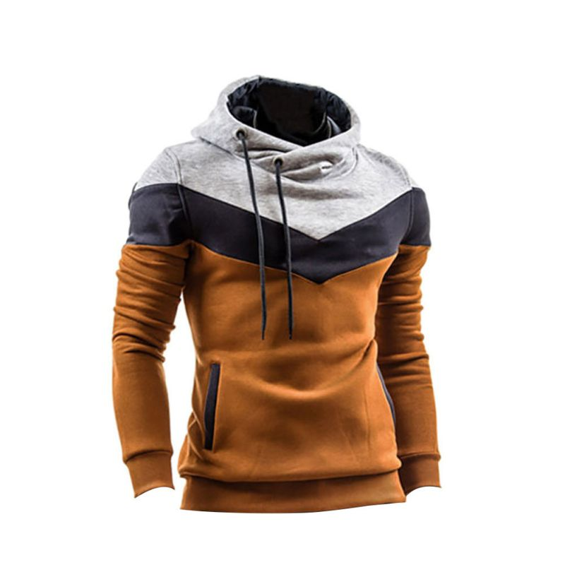 Warm hoodies for men