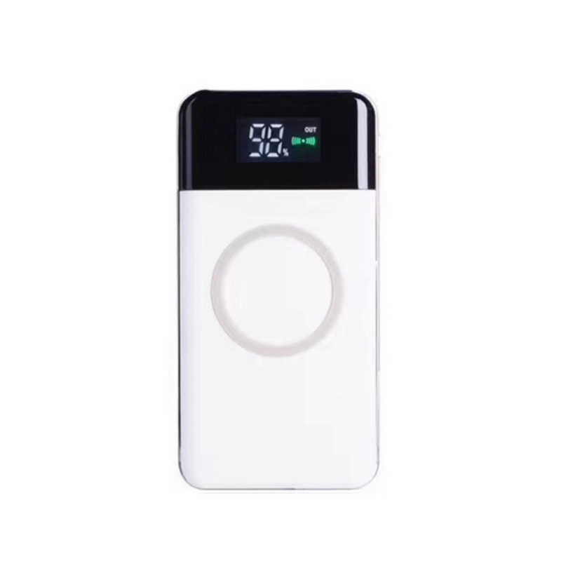 For Cell Phone Portable 20000mAh LCD Power Bank External 2 U