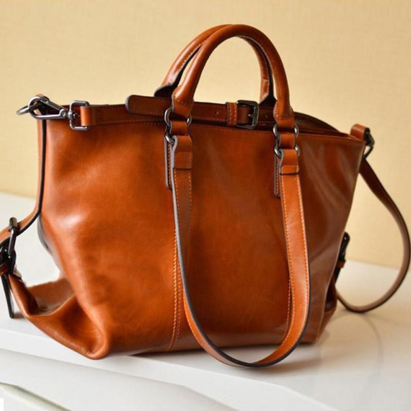 Handbag Lady Shoulder Bag Tote Purse Leather Women Messenger Hobo Bag/&