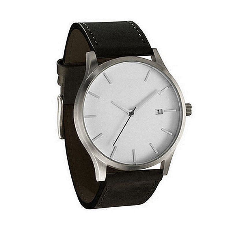 AU-Luxury-Men-039-s-Date-Watch-Leather-Analogue-Quartz-Military-Watches-Wristband