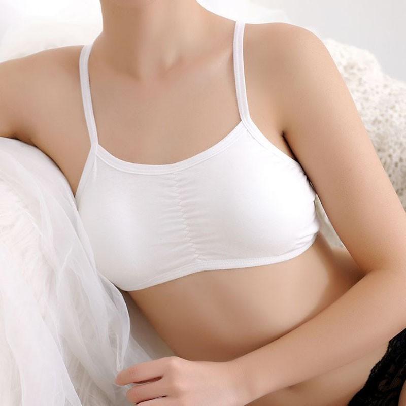 fed2f172068bd Women Crop Top Padded Bra Lace Vest Blouse Camisole Bra Tops Bustier  Underwear  Picture 2 of 8  Picture 3 of 8  Picture 4 of 8. 5. Picture 8 of 8