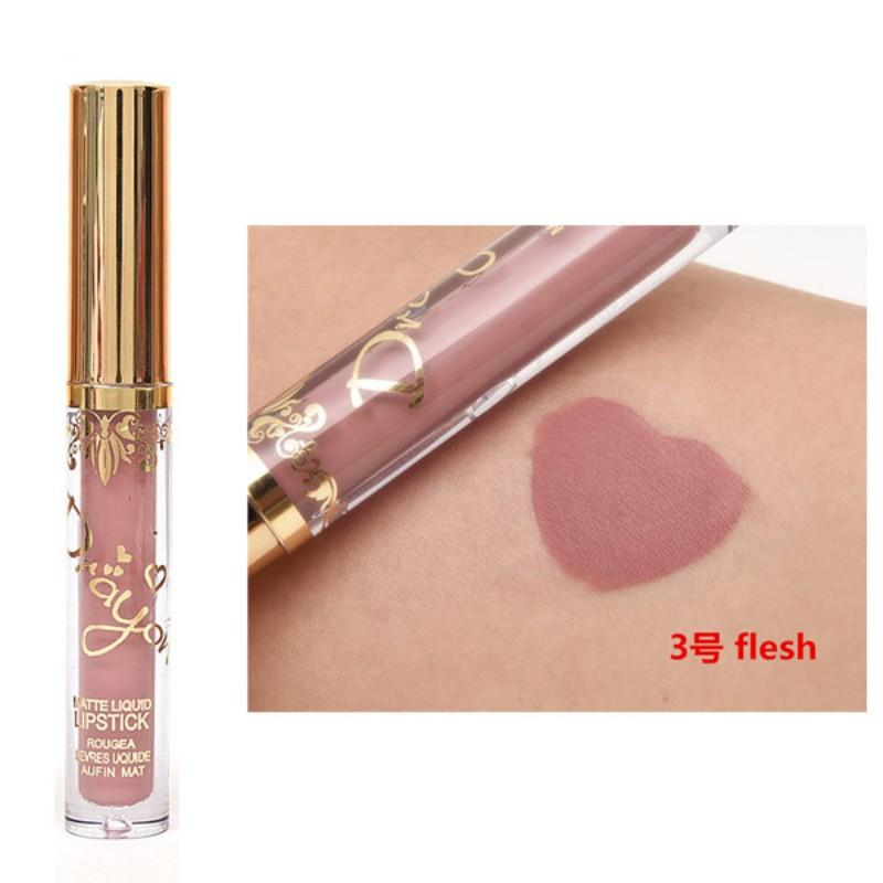 Long-Lasting-Waterproof-Makeup-Lip-Liquid-Pencil-Matte-Lipstick-Lip-Gloss-Beauty