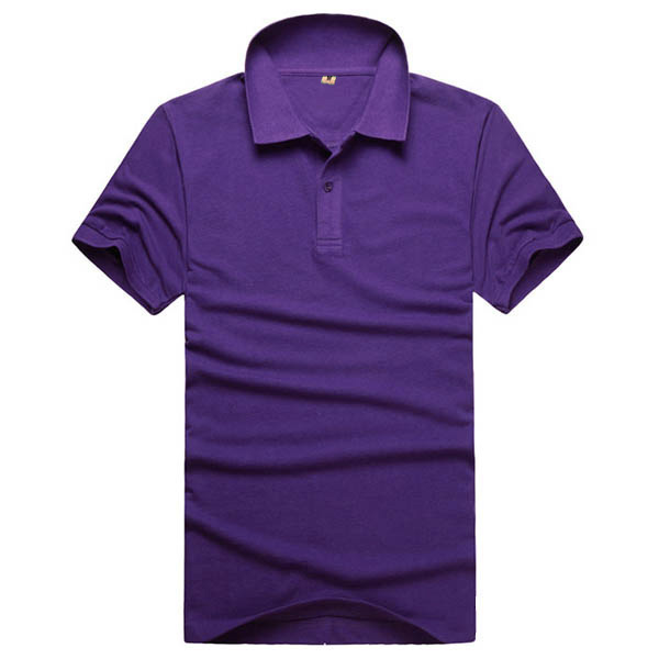 Classic mens short sleeve sports t shirt tops lapel polo for Mens colored t shirts