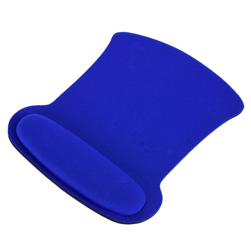 Home Office Computer Arm Rest Ergonomic Anti-Slip Sponge Wrist Mouse Pad Support