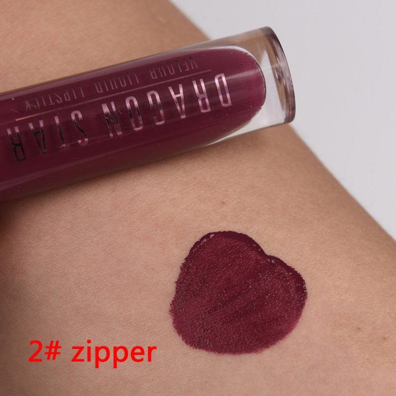 15-Color-LastingLip-Liquid-Lipstick-Lip-Gloss-Pen-Waterproof-Matte-Velvet-Makeup