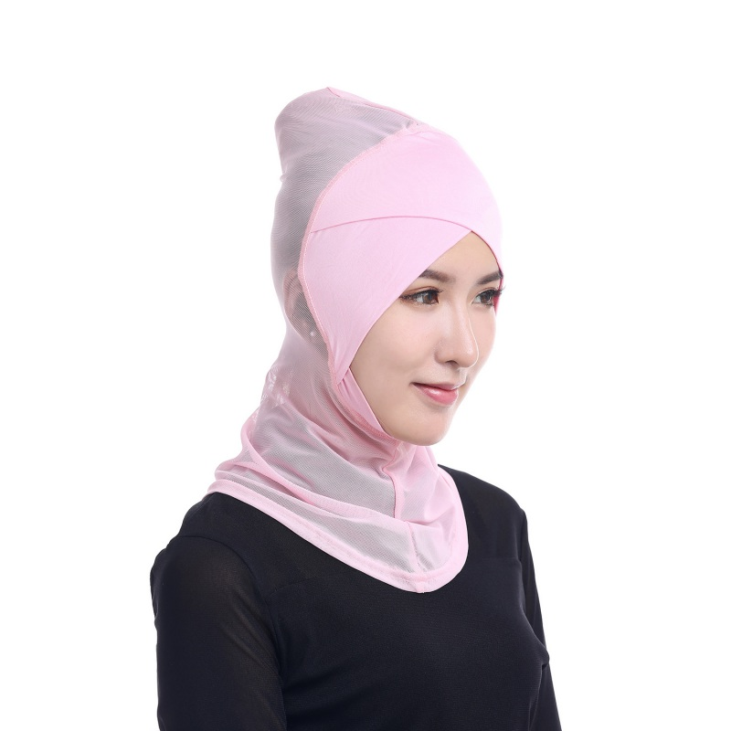 how to wear hijab scarf on head