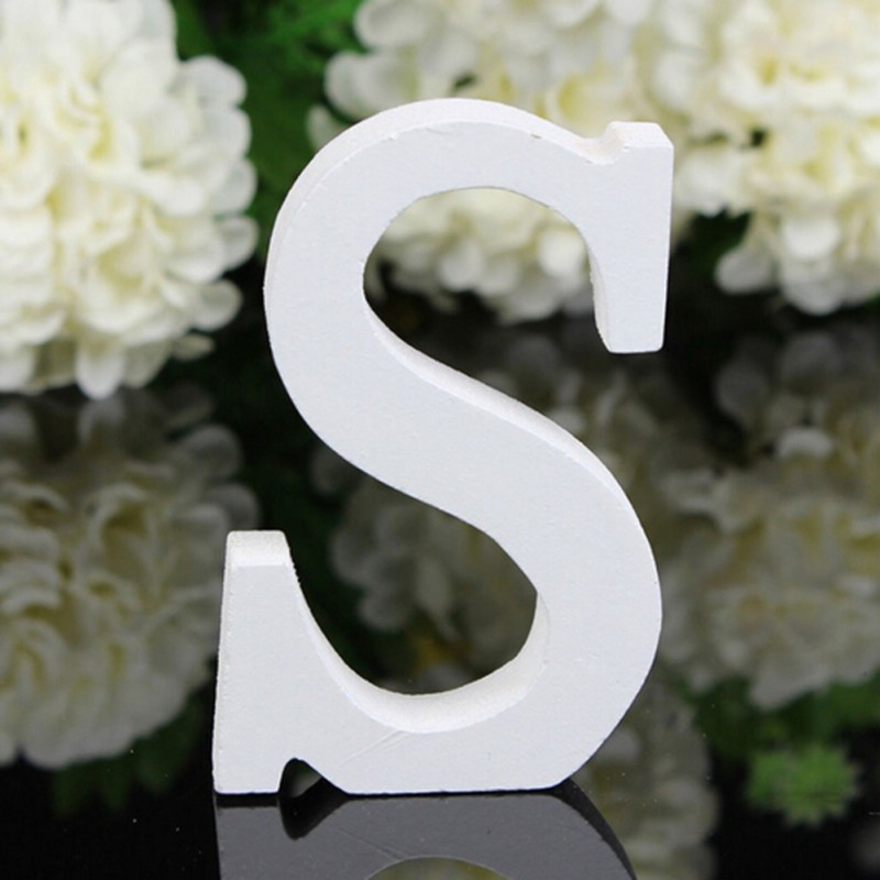 new 3d personalised wooden name plaque word letters wall art craft sign design ebay. Black Bedroom Furniture Sets. Home Design Ideas