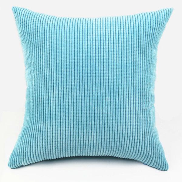 Linen Big Square Throw Sofa Pillow Case Cotton Cushion Cover Home Sofa Car Decor eBay