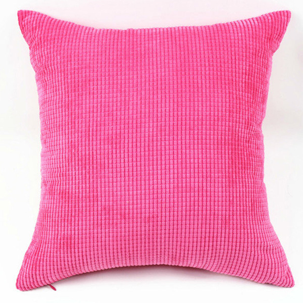 21 Inch Throw Pillow Covers : Decorative Home Throws Car Sofa Pillow Case Cushion Cover 18