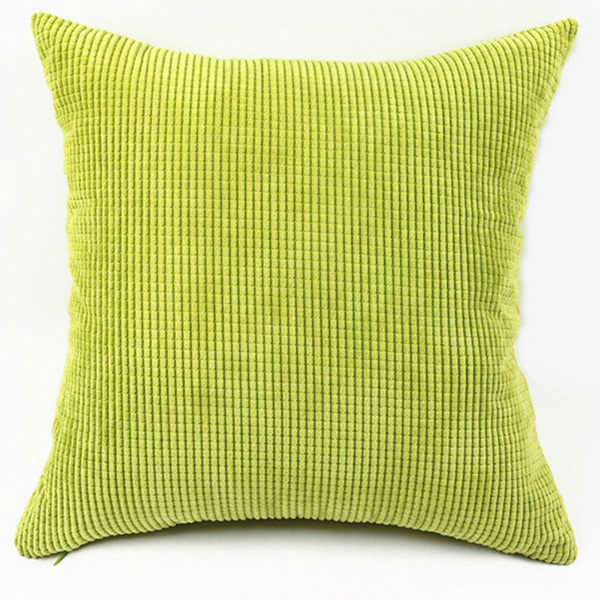 Square Throw Pillow Cases : Linen Big Square Throw Sofa Pillow Case Cotton Cushion Cover Home Sofa Car Decor eBay