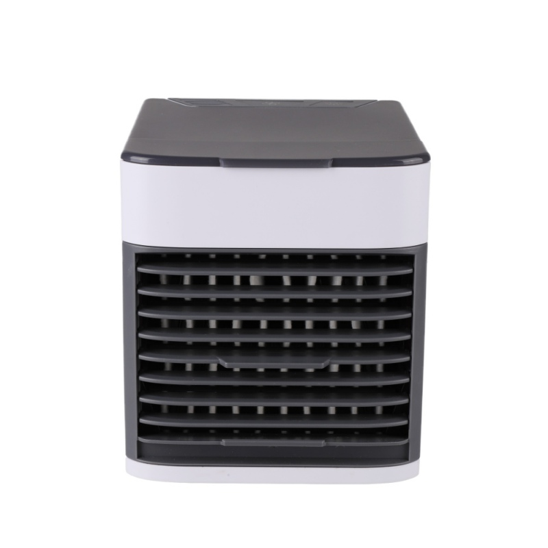 Mini Desktop Air Conditioner Usb Fan Cooling Offic