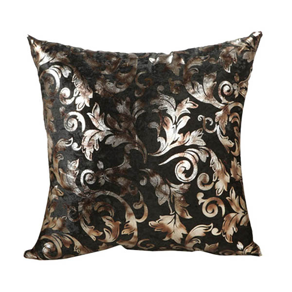 Square Throw Pillow Sizes : Retro Floral Print Square Throw Pillow Case Sofa Bed Decor Cushion Cover 2 Size eBay