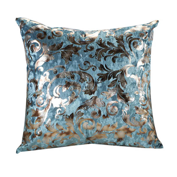 Retro Floral Print Square Throw Pillow Case Sofa Bed Decor Cushion Cover 2 Size