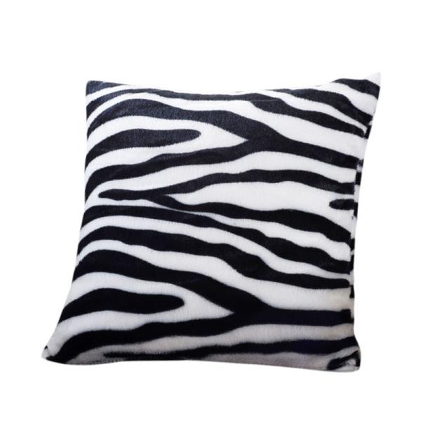 Hot Animal Zebra Leopard Printed Pillow Case Sofa Throw Cushion Cover Home Decor eBay