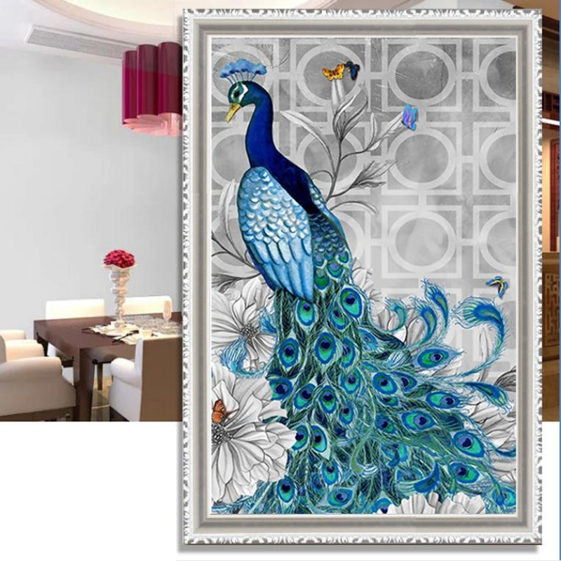 Uk Diy5d Diamond Embroidery Painting Home Decor Craft