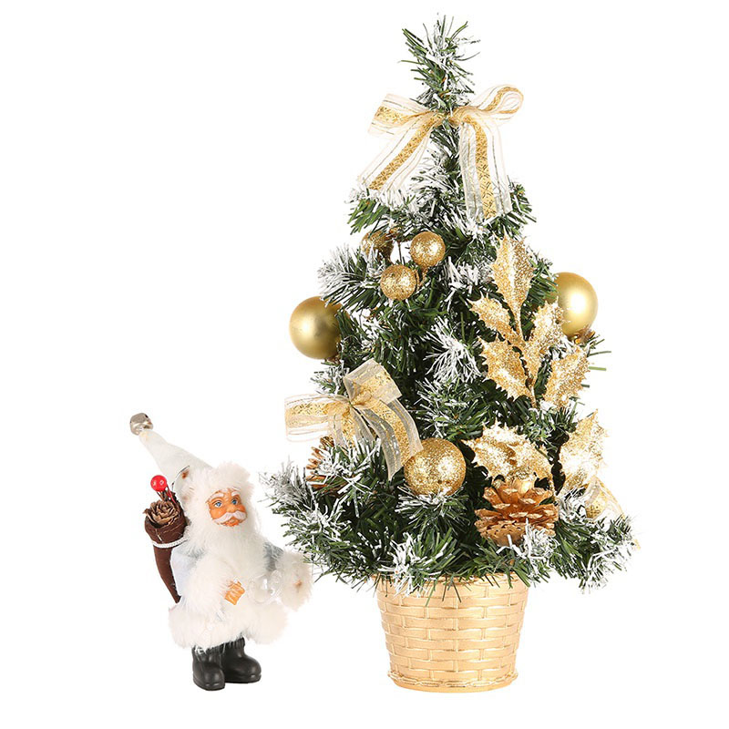 tabletop pre lit christmas tree battery operated with