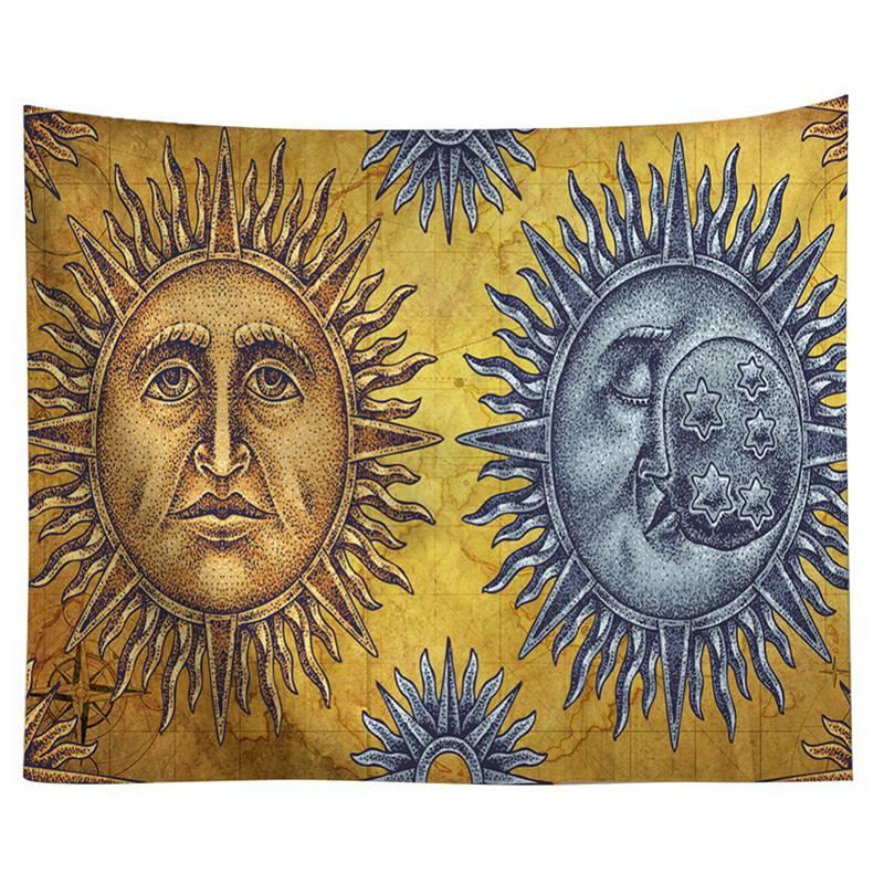 Mandala Tapestry Indian Wall Hanging Decor Bohemian Hippie Twin ...