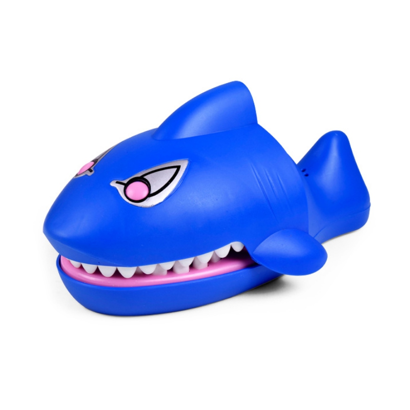 Toys For Biting : Toddler baby boy girl souptoys shark tricky dog toy funny