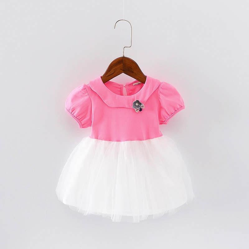 Vestido de boda bebé Recién Nacido Niñas Princesa Vestido Niños ...