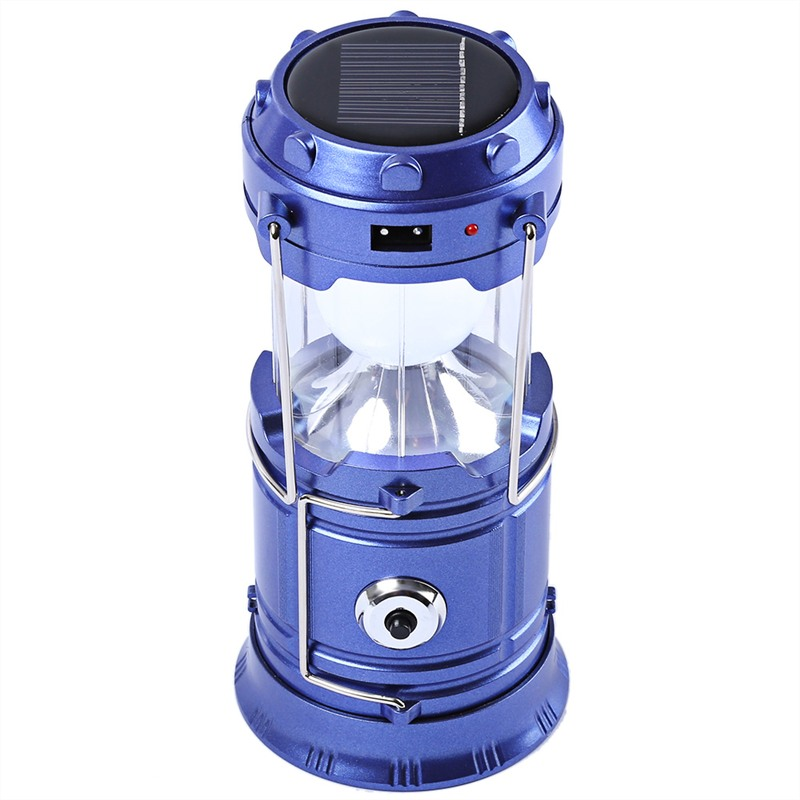 5W-Rechargeable-7-Led-Lantern-Camping-Tent-Fishing-Dimmable-Outdoor-Light-Torch