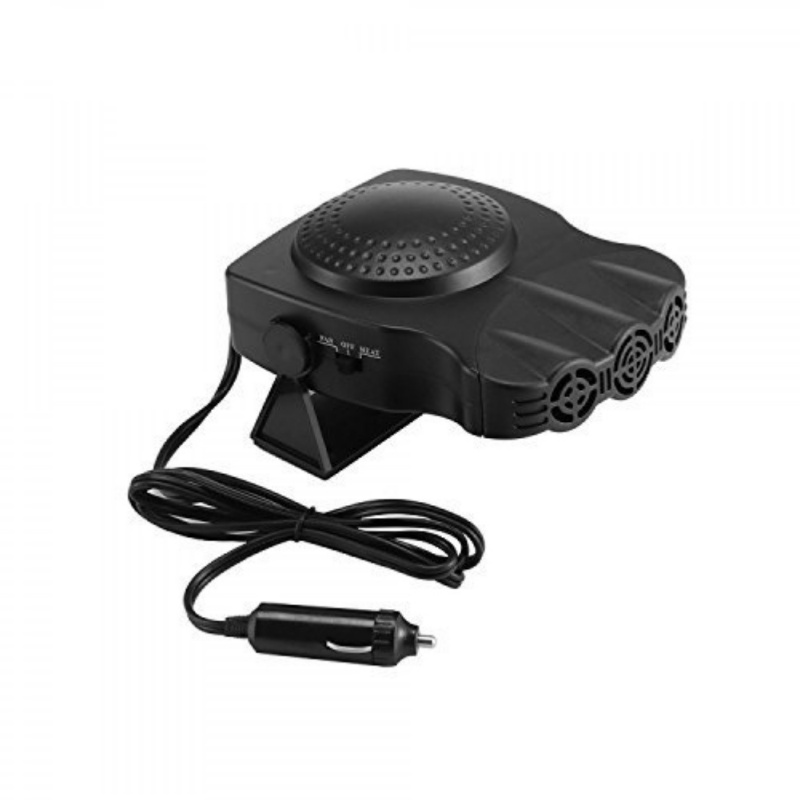 usa portable car heater heating cooling fan 12v 150w electric air conditioner ebay. Black Bedroom Furniture Sets. Home Design Ideas