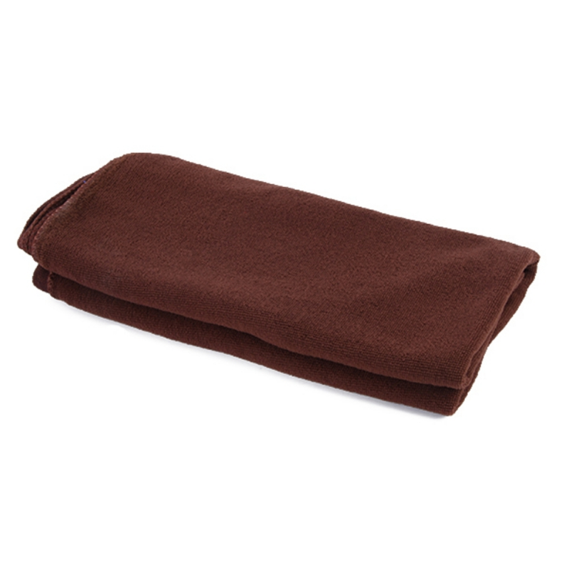 Zip Soft Microfiber Towel: Soft Absorbent Microfiber Beach Bath Towels Travel Sport