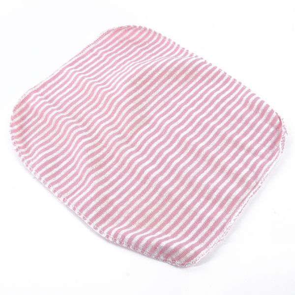 Towel Stock Lots: 8Pcs Baby Face Wash Hand Towels Cotton Wipe Wash Cloth