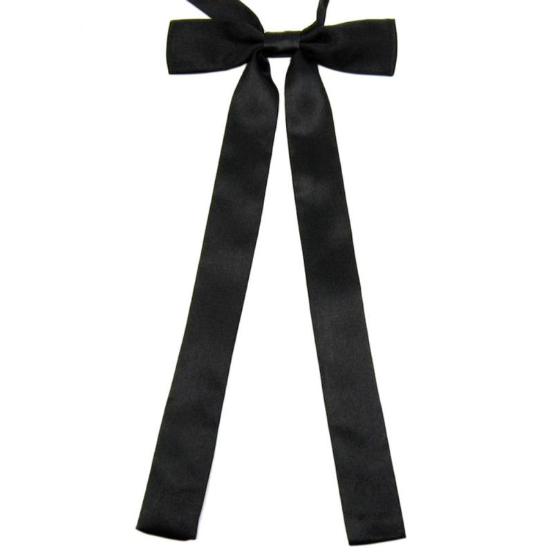 e8dc14ce58a1 AU Western Style Bow Tie Colonel Sanders Bowtie Necktie Men Grey ...