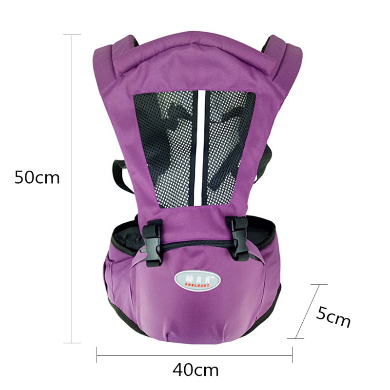 Toddler-Baby-Carrier-Newborn-Waist-Hip-Seat-Wrap-Belt-Sling-Backpack-Sling-US thumbnail 18