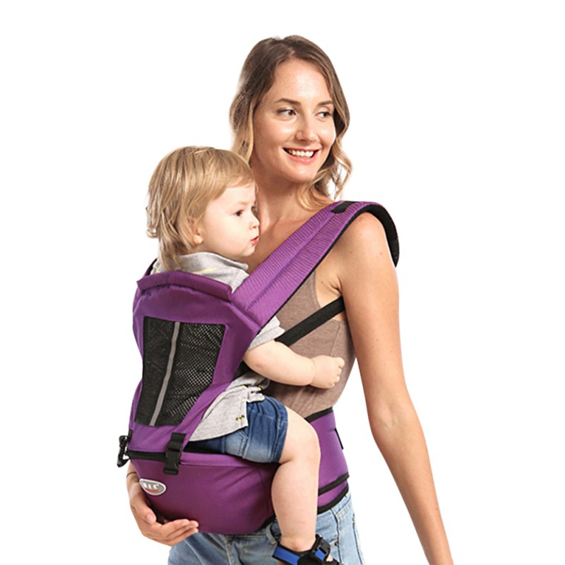 Toddler-Baby-Carrier-Newborn-Waist-Hip-Seat-Wrap-Belt-Sling-Backpack-Sling-US thumbnail 19