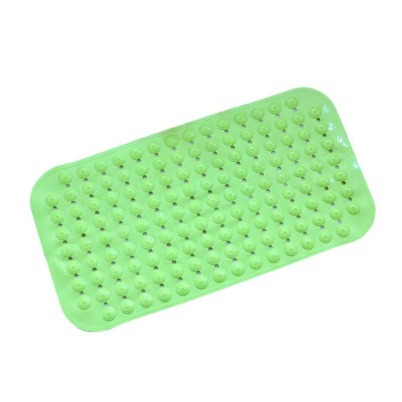 Rubber Bathroom Mats: New Bathroom Tub Non-Slip Bath Floor Mat Plastic Rubber