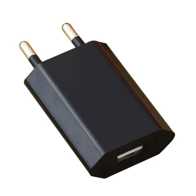Universal-5V-1A-AC-100-240V-USB-Power-Adapter-EU-Plug-Home-Wall-Travel-Charger